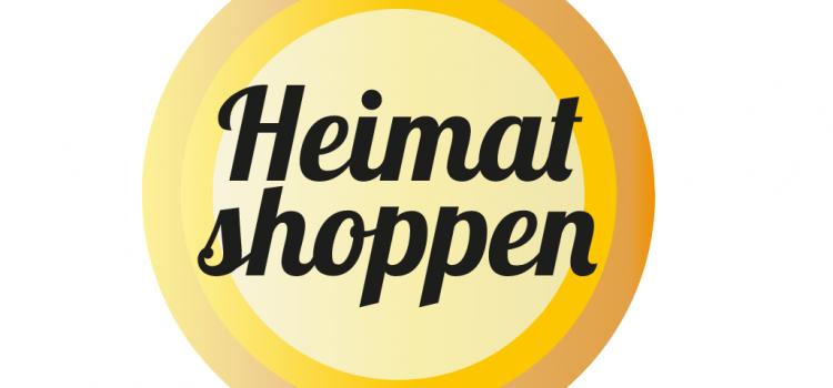 """Aktion """"Heimat Shoppen"""" – wir sind dabei!"""